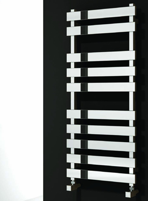 Reina Kreon Polished Stainless Steel Designer Radiator 500 x 780mm