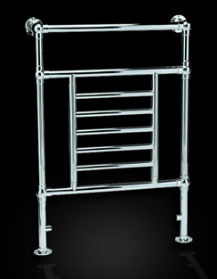 More info Reina Loreno Chrome Traditional Radiator 675 x 960mm