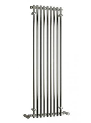 Reina Careo Chrome 380 x 1780mm Designer Vertical Radiator
