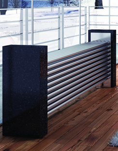 Related Reina Marinox 50 Tube Stainless Steel Designer Radiator 1200 x 500mm