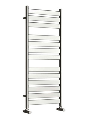 Reina Carpi 400 x 800mm Chrome Designer Radiator