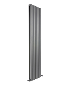 Related Reina Neva Vertical Anthracite Double Panel Radiator 413 x 1800mm