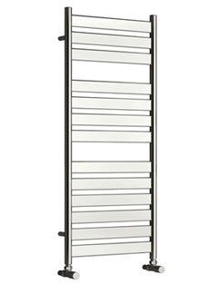 More info Reina Carpi 500 x 950mm Chrome Designer Radiator