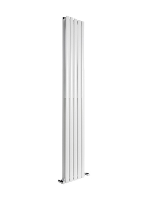 Reina Neva Vertical White Double Panel Radiator 413 x 1800mm