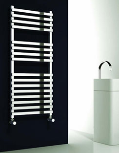 More info Reina Carina Chrome 500 x 800mm Designer Radiator