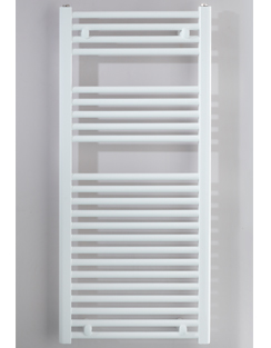 Related Biasi Naonis 600 x 1100mm White Straight Heated Towel Rail