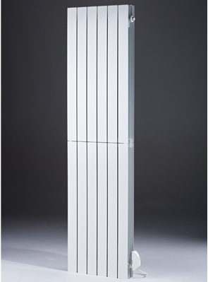 MHS Decoral Hi 500 x 1800mm Electric Radiator Anthracite