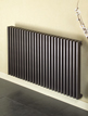Apollo Bassano Double Tubed White Horizontal Radiator 1400 x 600mm