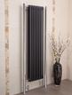 Apollo Bologna Vertical Steel Column Radiator 565 x 1730mm