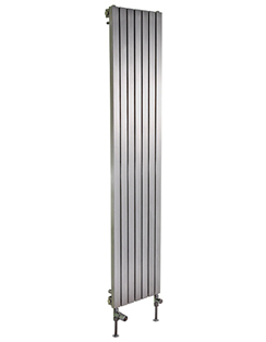 Related Apollo Ferrara 400 x 1400mm Vertical Stainless Steel Radiator