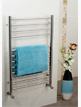 Apollo Garda Polished Stainless Steel Towel Warmer 500 x 750mm