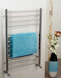 More info Apollo Garda Polished Stainless Steel Towel Warmer 500 x 1500mm