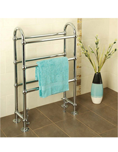 More info Apollo Ravenna CH Traditional Towel Warmer 695 x 760mm