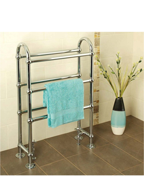 Apollo Ravenna CH Traditional Towel Warmer 695 x 760mm