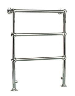 More info Apollo Ravenna PIA Traditional Towel Warmer 485 x 955mm
